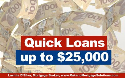 Quick Loans up to $30,000