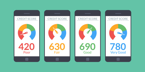 credit score determines your ability to get a mortgage